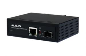 Gigabit POE Media Converter