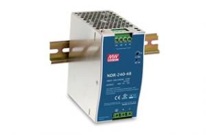240W工業級DIN導軌型單組輸出