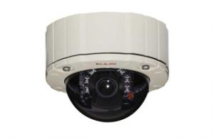 Vandal Resistant Varifocal IR Dome Camera
