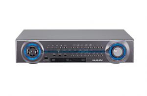 NVR Multi-touch 1080P Real-Time 16 Canali