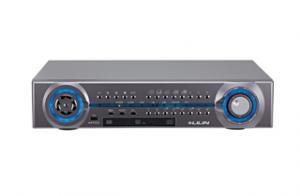 嵌入式 H.264 1080P多點觸控16CH NVR網路型錄放影機-停產