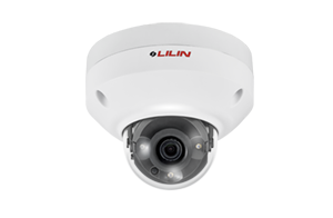 5MP Day & Night Fixed IR Vandal Resistant IP Dome Camera