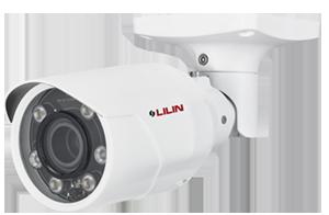 兩百萬畫素日夜兩用自動對焦紅外線槍型網路攝影機