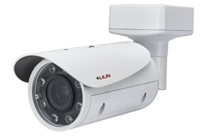 5MP Day & Night Vari-Focal IR Vandal Resistant IP Bullet Camera