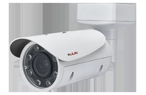 5MP Day & Night Vari-Focal IR Vandal Resistant Bullet IP Camera