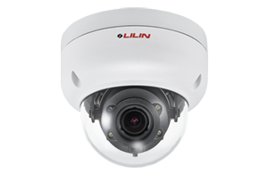 5MP Day & Night Auto Focus IR Vandal Resistant IP Dome Camera