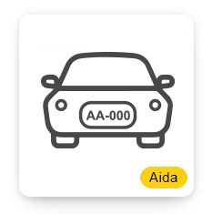 Aida Number Recognition