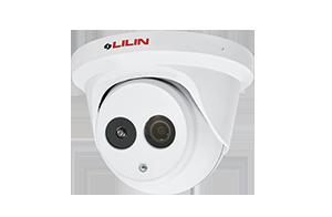 二百萬畫素雙目紅外線熱感測溫網路攝影機 (含人臉偵測)