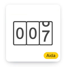 Aida People & Car Counting for premises capacity (coming soon)