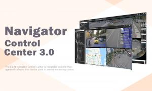 Navigator Control Center 3.0 (NCC中央管理軟體)