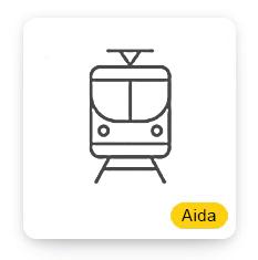Aida Rail and pantograph detection (coming soon)
