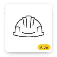 A (Camera A Series Aida License)