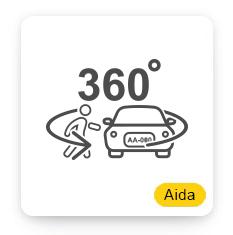 Aida Fisheye Traffic Management (coming soon)