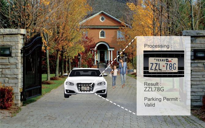 LPR車牌辨識攝影機
