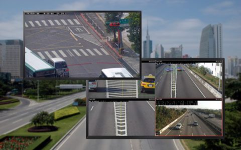 LILIN City Surveillance Solution