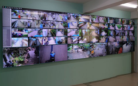 Mosaic TVWall Solution