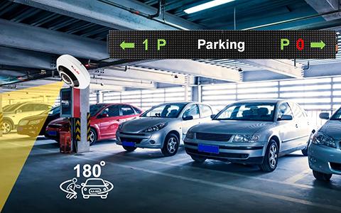 Aida Smart Parking Guidance Solution
